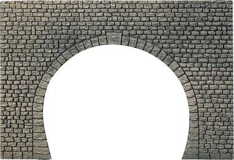 FALLER 170831 Decorative sheet tunnel portal, Natural cut stone (HO)
