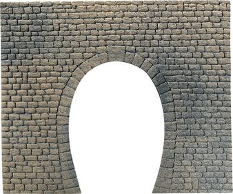FALLER 170830 Decorative sheet tunnel portal, Natural cut stone (HO)