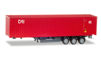 HERPA 076791 45 FT. CONTAINER HO)