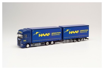 HERPA 312028 Scania CS20 HD volume trailer HO)