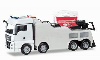 HERPA 013574 MINIKIT MAN TGX XLX Euro 6c  (HO)