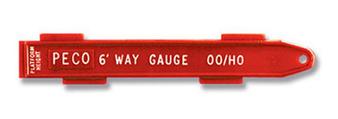 PECO SL-36 6ft Way Gauge (DC HO)