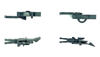ROCO 40271 Close coupling heads,bulk pack (HO) 50 PIECES