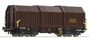 ROCO 67539 - Telescopic hood wagon, SNCF (DC HO)