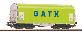 PIKO 58958 Shimmns GATX VI sliding tarpaulin wagon  (DC HO)