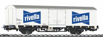"PIKO 58783 Covered freight car ""Rivella"" SBB VI (DC HO)"