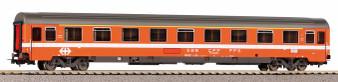 PIKO 58531 Express train passenger car Eurofima 1st class SBB IV (DC HO)