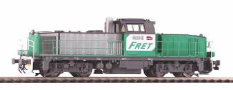 PIKO 96485 Diesel locomotive BB 60000 SNCF VI (DC HO)