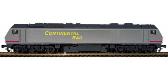 MABAR 58812 LOCOMOTIV 333 CONTINENTAL RAIL(DC HO)