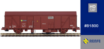 MABAR 81800 RENFE CLEAN TRACK WAGON(DC HO)