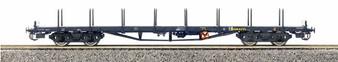 VITRANS 3314 SOMAFEL FLAT CAR (DC HO)