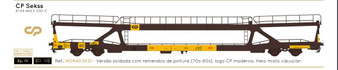 NORBRASS NOR403021 CP SEKSS 025 (DC HO)