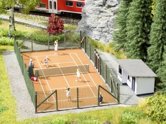 """NOCH 65615 Scenery Set """"Tennis Court"""" (HO)"""