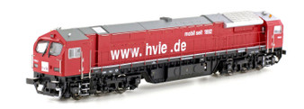 MEHANO 58931 BOMBARDIER BT2 HVLE NEW RED (DC HO)