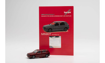 HERPA MINIKIT 012355 VW GOLF III  (HO)