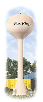 WALTHERS 533528 Modern Water Tower (HO)