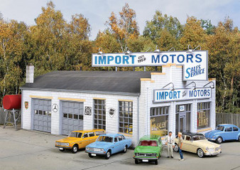 WALTHERS 534023 Import Motors Plastic Kit (HO)