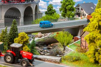 FALLER 120499 Road bridge (HO)
