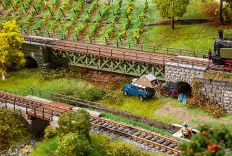 FALLER 120501Narrow-gauge bridges (HO)