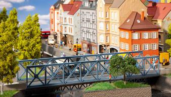 FALLER 120502Steel bridge (HO)