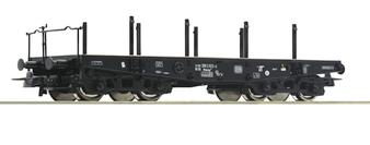 ROCO 46380 - Heavy duty flat wagon, DB (DC HO)