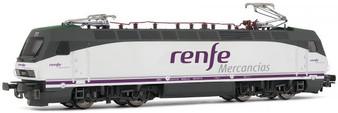 ELECTROTREN E2524 RENFE MERCANCIAS 252.017 (DC HO)