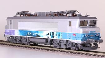 """LS MODELS 10440 BB 22000 \""""En Voyage\"""" of the SNCF, epoch VI (DC HO)"""
