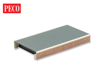 PECO ST-290 Platform Straight, Brick (DC HO)