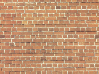 "NOCH 57550 Carton Wall ""Red Brick"" (HO) 32X15"