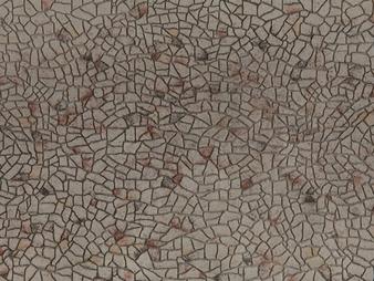 NOCH 60365 Stone Slabs (HO) 28X10CM