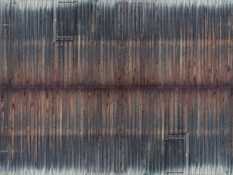 "NOCH 56665 3D Cardboard Sheet ""Timber Wall"" (HO) 25X12.5CM"