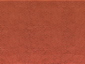 """NOCH 56690 3D Cardboard Sheet """"Plain Tile"""" (HO) 25X12.5CM"""