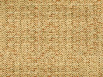 """NOCH 56613 3D Cardboard Sheet """"Clinker"""" (HO) 25X12.5CM"""