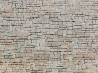 """NOCH 56642 3D Cardboard Sheet """"Lime Stone Wall"""" (HO) 25X12,5CM"""