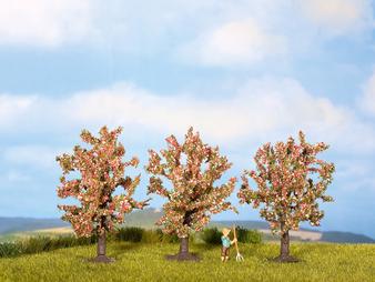 NOCH 25112 Fruit Trees (HO)  3 pieces