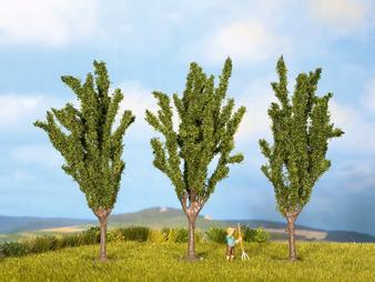 NOCH 25140 Poplars (HO)  3 pieces