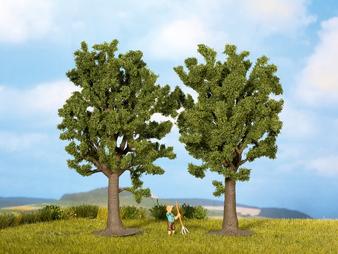 NOCH 25170 Beech Trees (HO)  2 pieces