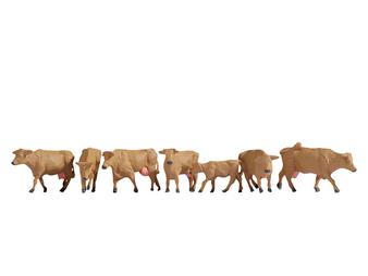 NOCH 15727 Cows , braun (HO)