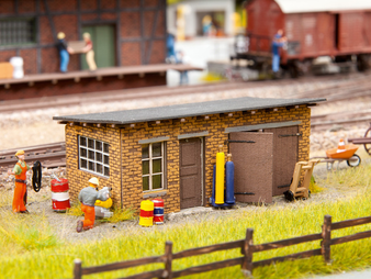 NOCH 66106 Tool Shed and Workshop (HO)