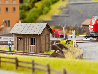 NOCH 14308 Small Track House (HO)