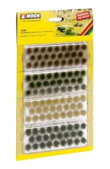 NOCH 07006 Grass Tufts XL (HO) 104 pieces
