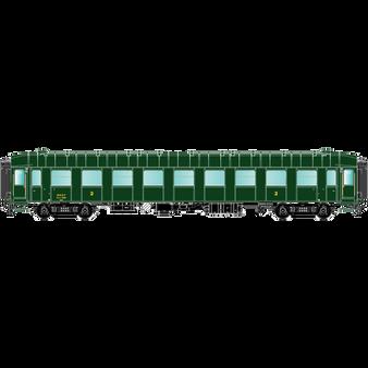 R37 42264 O.C.E.M. RA : B9myfi 55259 modernisée, bouts renforcés, air pulsé, SNCF SUD-EST - Paris-Conflans, Ep 3B (DC HO)