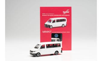 HERPA 013840 MINIKIT VW BUS  (HO)