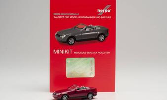 HERPA 012188 MINIKIT MERCEDES SLK (HO)