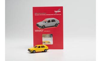 HERPA 012195 MINIKIT VW GOLF II (HO)