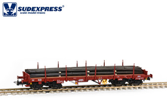 SUDEXPRESS S1454017 MEDWAY Sgs 017 rebar load (DC HO)