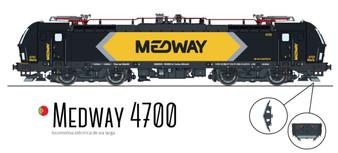LS MODELS PT4700 MEDWAY 4703 (DC HO)