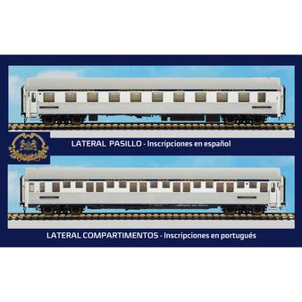 MABAR 82802 CIWL coach type P, 4510. (DC HO)