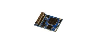 ESU 58210 Gauge H0 LokSound 5 Fx 8-pin NEM652, with loudspeaker