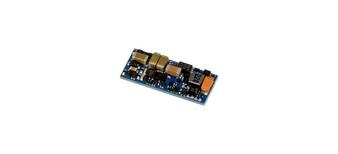 ESU 58923 Gauge N LokSound 5 Nano DCC »Blank decoder«, single wires, with loudspeaker